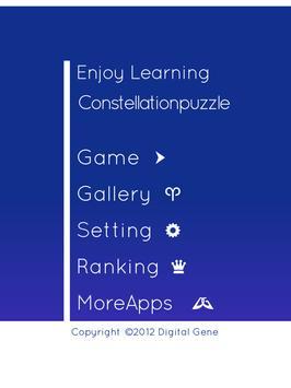Enjoy L. Constellation Puzzle screenshot 9