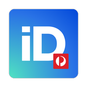 Digital iD icon