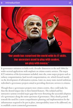 The Digital India poster