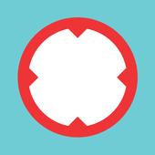 Poke Radar find Pokémon nearby icon