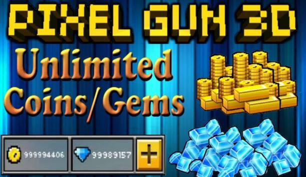 Free Pixel Gun 3D Guide poster