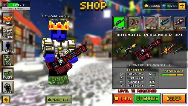 Free Pixel Gun 3D Guide apk screenshot