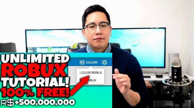 Free Roblox Robux Guide apk screenshot