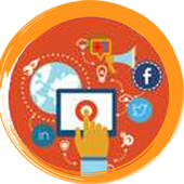 Learn Online Marketing icon