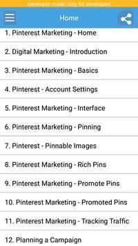 Learn Pinterest Marketing poster