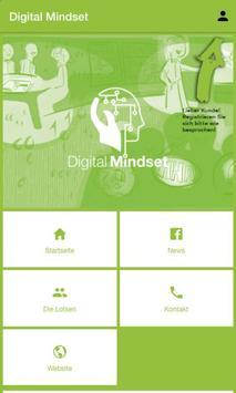Digital Mindset poster