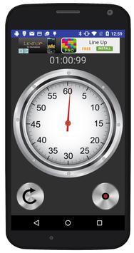 Stopwatch apk screenshot