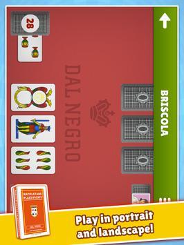 Briscola Dal Negro apk screenshot