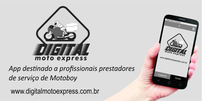 Digital Moto Express - Motoboy screenshot 3
