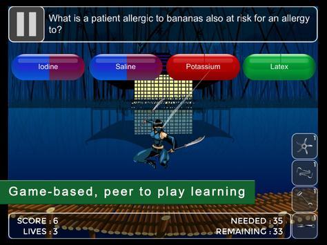 NCLEX RN PN Exam Review Qbank apk screenshot