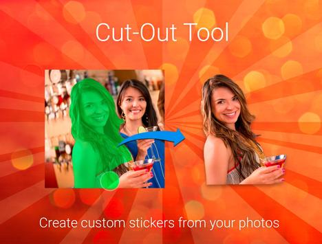 piZap Photo Editor & Collage apk screenshot