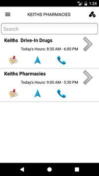 Keiths Pharmacies apk screenshot