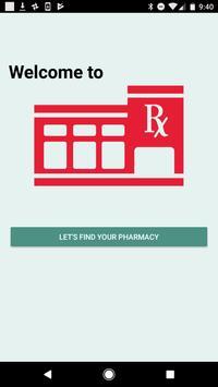 My Community Pharmacy poster
