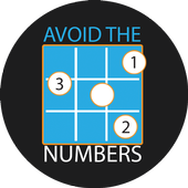 Avoid the Numbers icon