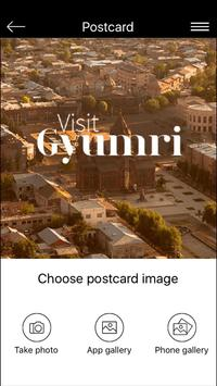Visit Gyumri poster