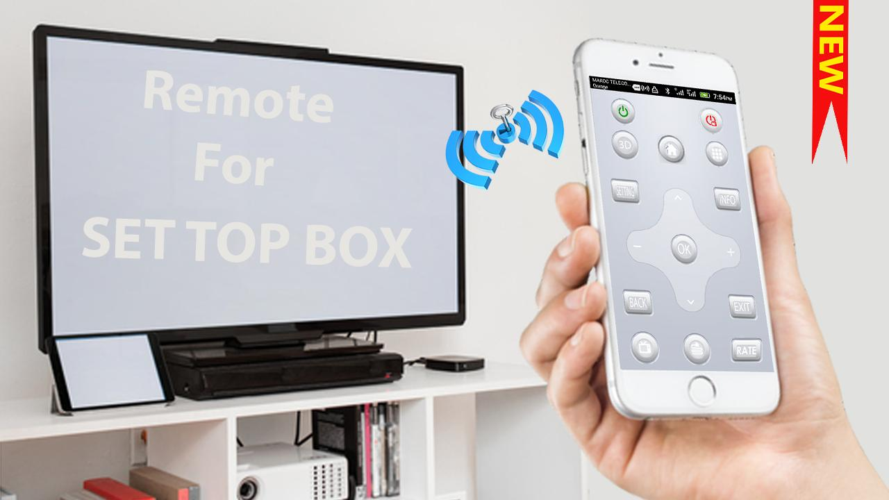 Set Top Box remote control app new for Android - APK Download