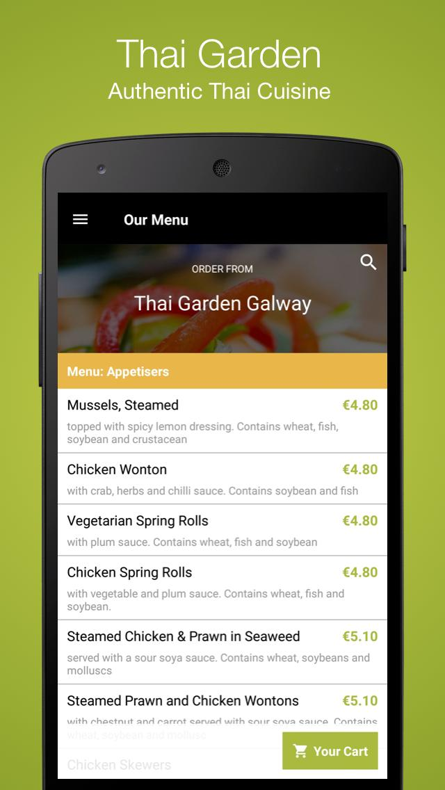 Thai Garden For Android Apk Download