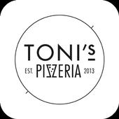 Toni's Pizzeria icon