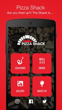 Pizza Shack poster
