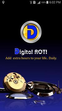 DIGITAL ROTI poster