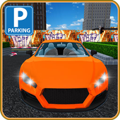 USA Car Parking Challenge 3D icon