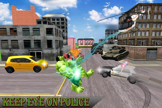 Monster Hero Battle in City screenshot 5