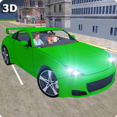Driving School 3D 2017 icon