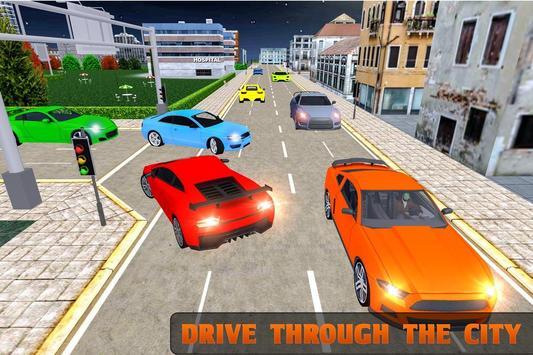4 Schermata Driving School 3D 2017