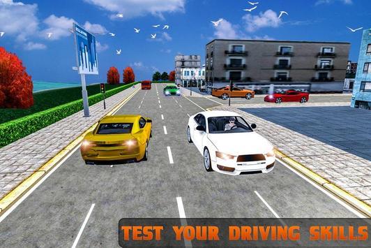 6 Schermata Driving School 3D 2017