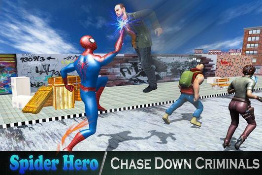 Super Spider City Battle poster