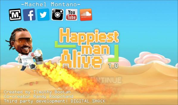 The Happiest Man Alive poster