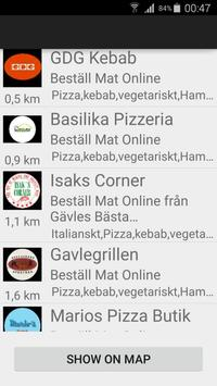 Just Meal apk screenshot