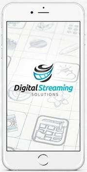 DigitalStreamingSolutions Live screenshot 2