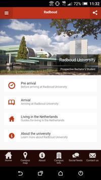 Radboud University Intls apk screenshot
