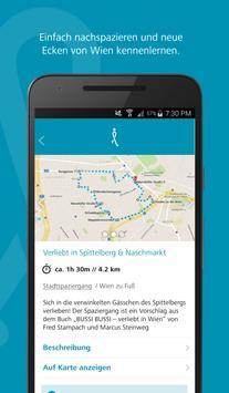 Wien zu Fuß apk screenshot