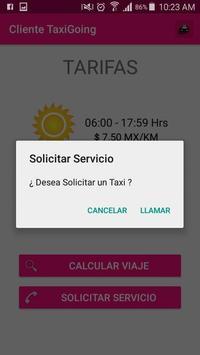 Meritaxi - TaxiGoing screenshot 2