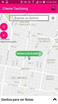 Meritaxi - TaxiGoing screenshot 3