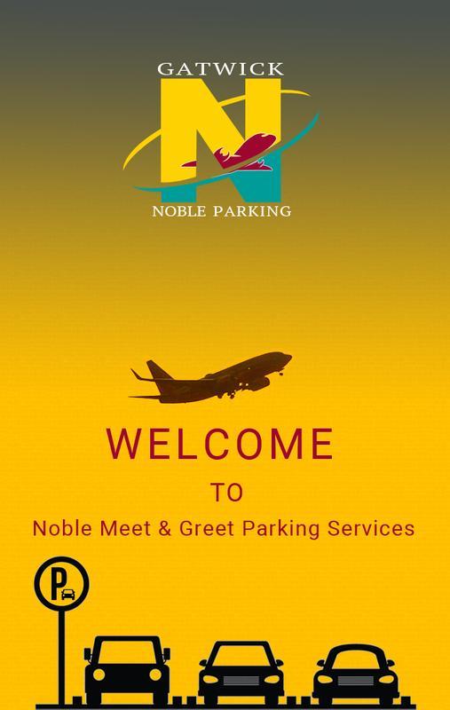 Gatwick noble airport parking apk download free travel local app gatwick noble airport parking poster m4hsunfo