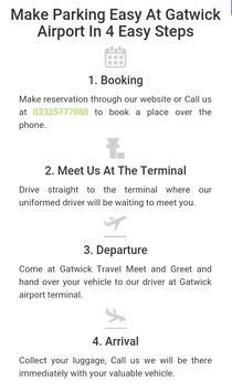 Gatwick Travel Meet and Greet apk screenshot