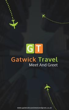 Gatwick Travel Meet and Greet poster