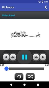 Listen to the Quran apk screenshot
