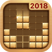 Wooden Block Puzzle: Classic Block Game (Unreleased) icon