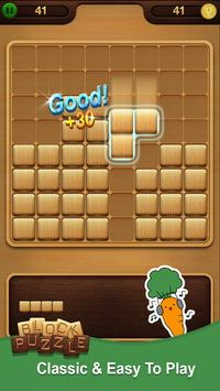 Wooden Block Puzzle: Classic Block Game (Unreleased) poster
