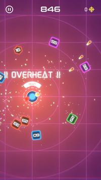 Laser Dome - One touch super arcade shooter screenshot 3