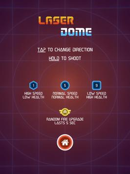 Laser Dome - One touch super arcade shooter screenshot 15