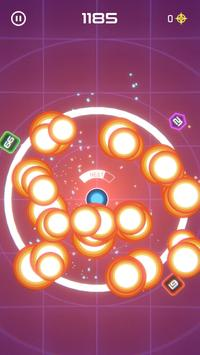 Laser Dome - One touch super arcade shooter screenshot 1