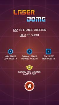Laser Dome - One touch super arcade shooter screenshot 2