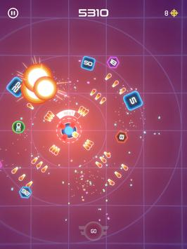 Laser Dome - One touch super arcade shooter screenshot 6