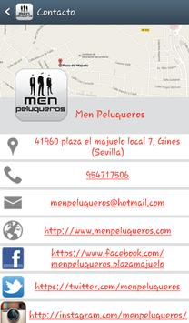 Men Peluqueros screenshot 3
