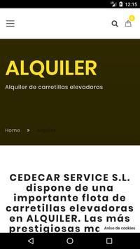 Cedecar screenshot 3